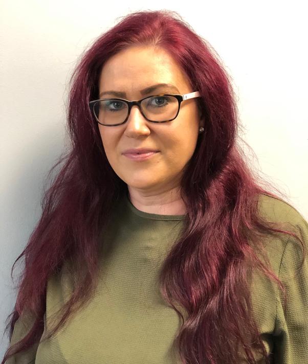 Anna Smolinska - Property Manager Thornhill Crescent